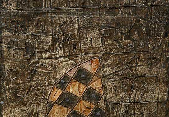 2001-Acrylic on Wood