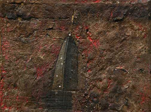 2002-Acrylic on Wood