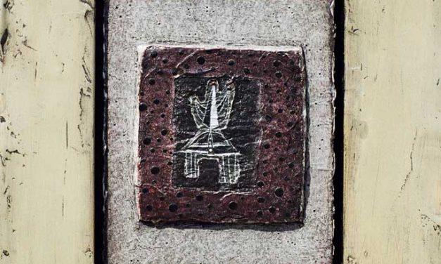 1997-Acrylic on Wood