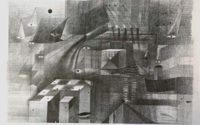 2001-Pencil on Paper