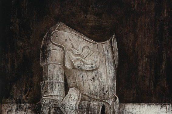 2003-Acrylic on Wood